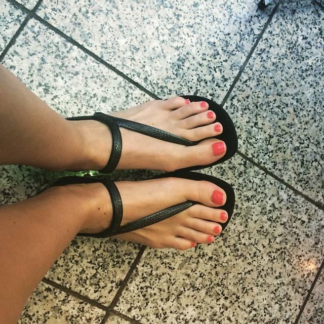 Jacinda Ardern Feet 3040090