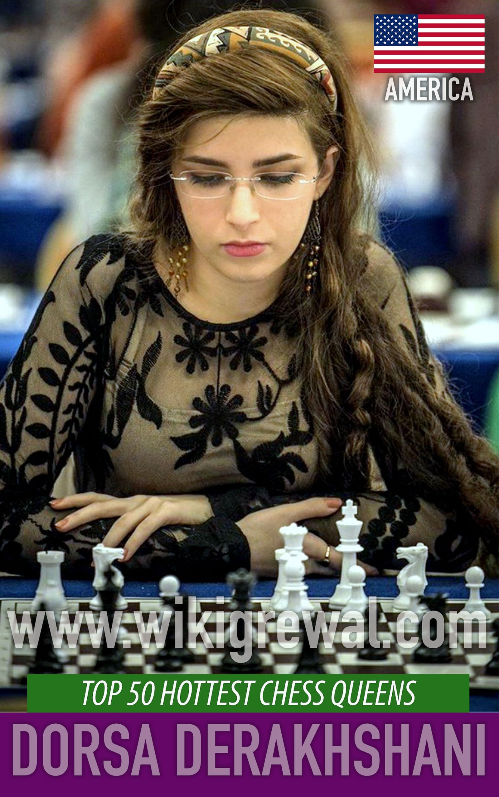 Hot Chess Players